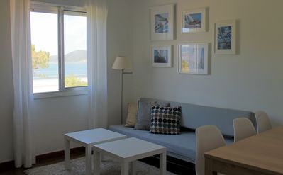 Photo for Apartment in Playa America (Nigrán - Baiona) beachfront