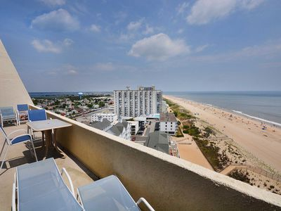 Photo for Gorgeous 3 Bedroom 2-Floor Oceanfront Penthouse Condo with Japanese Decor, Free WiFi, an Outdoor Pool, and an Amazing View!