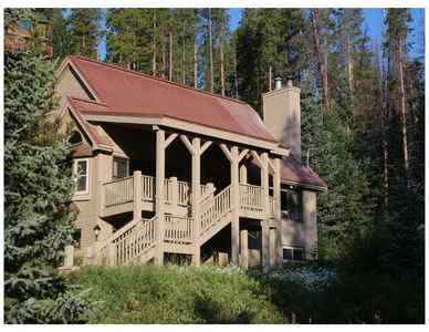 Photo for STAY CREEKSIDE - Your Luxury Mountain Getaway, Just 5 Minutes to Historic Breck!