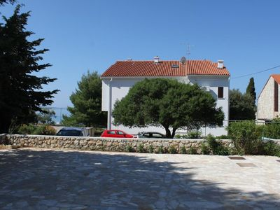 Photo for One bedroom apartment near beach Novalja (Pag)