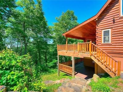 Photo for Secluded Mountainbrook Paradise in Little Switzerland NC