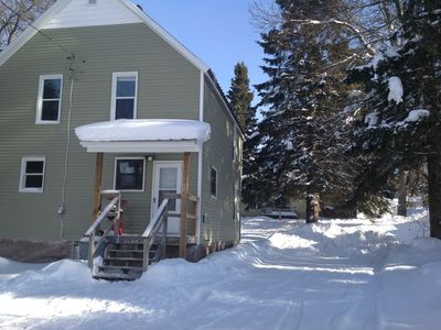 Ramsay Retreat ~ All Season home, great location for your U.P. Adventures!
