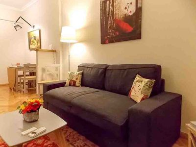 Photo for 1-bedroom apartment in the heart of the city Syntagma Square