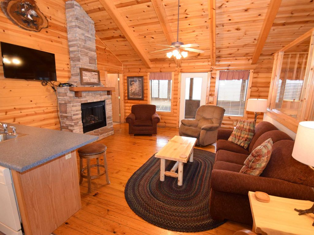 cody branson log youtube mountain s watch in timber lodge cabins