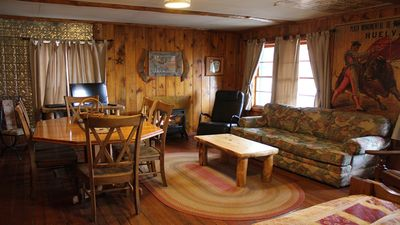 Photo for Beautiful Cowboy Cabin