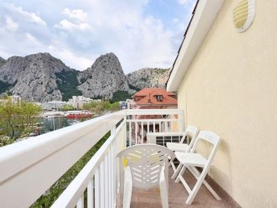 Photo for Apartment AT  A3(2+2)  - Omis, Riviera Omis, Croatia