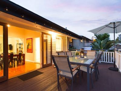 Photo for Bella Bulimba, a private beautiful character home with fenced rear garden