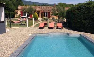 Photo for 4 bedroom accommodation in Bedoin