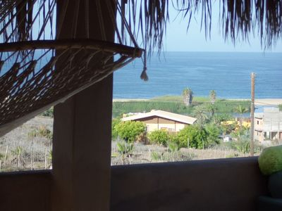 Photo for Stunning 360 degree views of Todos Santos, ocean, mountains, and town.