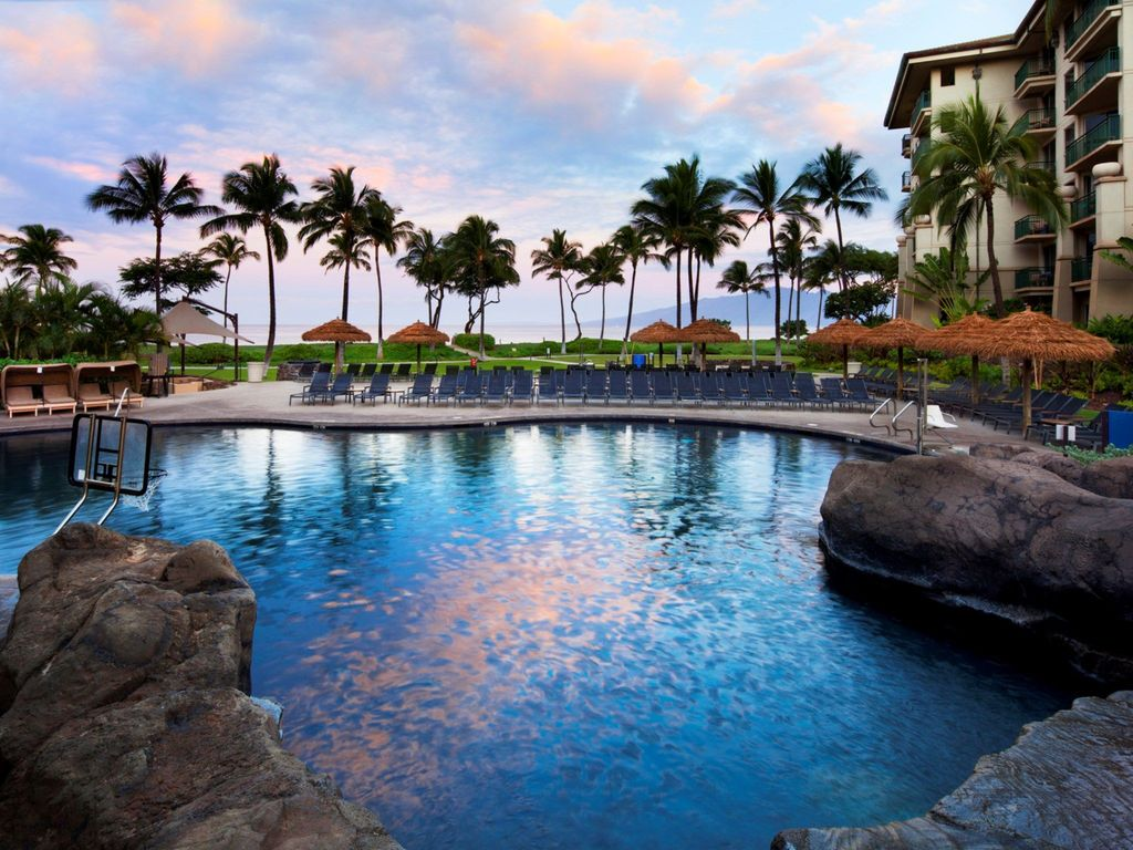 Westin Maui Resort And Spa Laundry