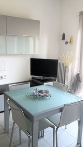 Photo for Very central three-room apartment 70mt from the sea
