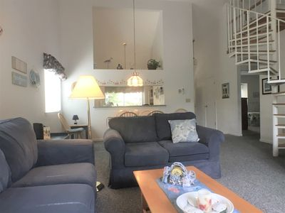 Photo for Ocean Edge Patio Style with Loft, Central AC, Renovated Kitchen, WIFI & 6 Pool Passes (Fees Apply) - SU0244