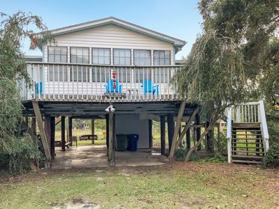 Easy Ocean Access with Marsh Views