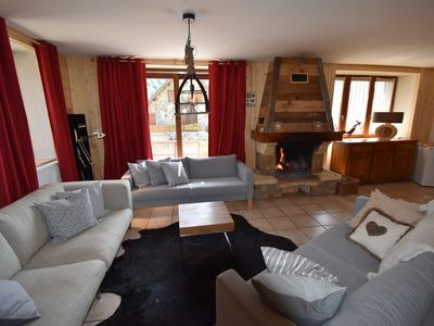 Photo for Chalet de Louise Route du col de Sabot n° 605