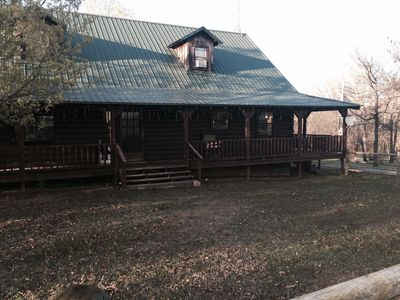 Photo for Batchelor Farms cabin/country living lots of privacy on 200 acres