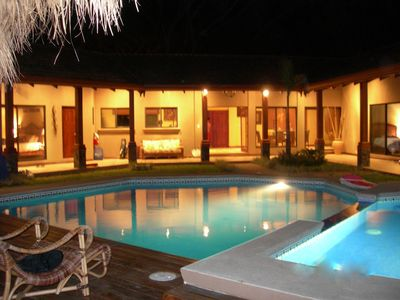 Photo for Tropical Family Retreat-  3 bedroom, 3 1/2 bathrooms -6 guests