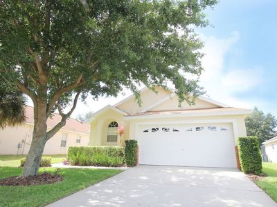 Photo for House in Kissimmee with Parking, Washing machine, Air conditioning, Pool (445806)