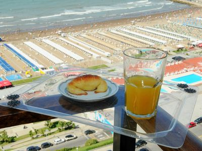 Photo for Beautiful sea front apartment in Argentina's classiest resort