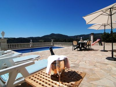 Photo for Club Villamar - Splendid view, private pool, barbecue, are only few of many facilities you can en...