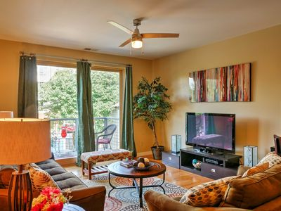 Photo for Remodeled City Center Chattanooga Condo w/Balcony!