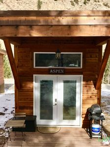 Photo for 8 Uniquely Themed Cabins- Luxurious And Cozy, Tucked Away In The Serene Woods