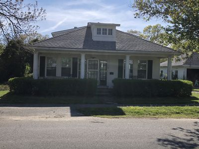 Photo for Walk to Falmouth Heights Beach from this Charming Cape Cod Bungalow. Sleeps