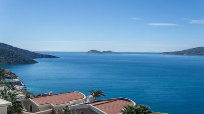 Photo for Enjoy the uninterrupted panoramic views of the Turquoise Coast