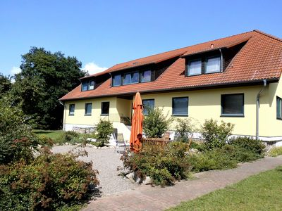 Photo for Nice apartment, quiet location, large garden, wide view of nature. So beautiful...