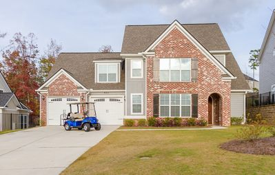 Photo for Augusta Nationals Masters Rental! Beautiful 2 story, 3400 sqft, 4 bd, 3.5 ba