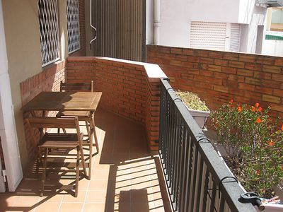 Photo for Apartment Moratos in Gavà - 5 persons, 3 bedrooms