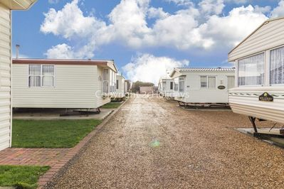 Great family seaside holidays are made at the Lees holiday park in Norfolk.
