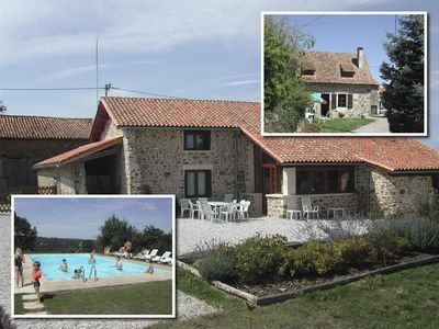 Photo for House with character settled in a small hamlet with 5 other gites