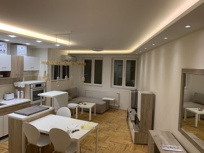Brand New Apartment in the City Center with all needed amenities - check it