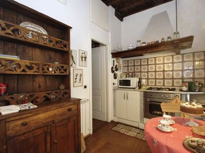 Photo for fascinating thoroughly restored home in the very heart of the city