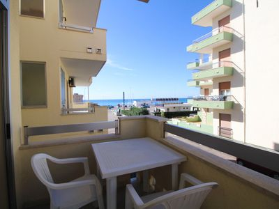 Photo for AP035 Seafront apartment in Gallipoli