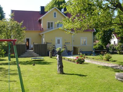 Photo for Large villa for 1-2 families with 4-5 bedrooms. Max 10personer