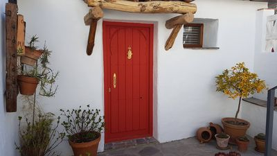 Photo for Rural accommodation Marrakech, in the upper Alpujarra. La Placeta Guesthouse