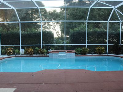 Photo for Less than 45 minutes from Disney and area attractions relax in quieter Clermont