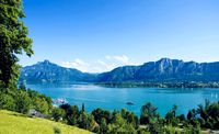 Cozy apartment in beautiful Mondsee near Salzburg and in the Lake District
