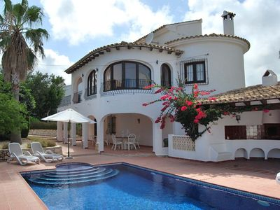 Photo for Holiday home Villa Mistral Benissa