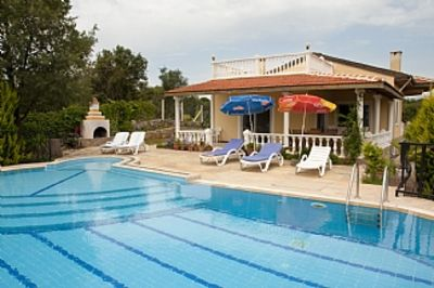 Photo for Villa Eden - Stunning With Private Pool & Tennis Court - Sleeps 10 - Family Fun