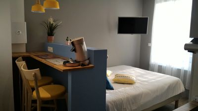 Photo for New Studio Cozy 203 18m² in Lille for 2 people