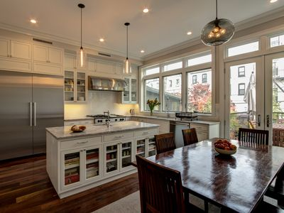 Photo for Beautiful 3 story brownstone in the heart of Park Slope