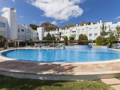 Photo for Ground floor apartment, wiFi, Comunal pool - Apartment for 6 people in Port de Pollença