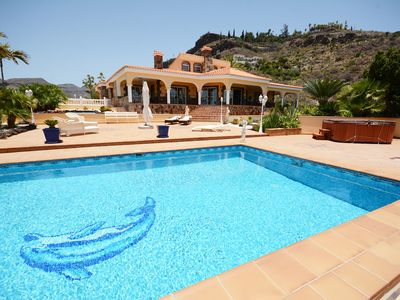 Photo for Live with sea views in one of the finest urbanizations of Gran Canaria