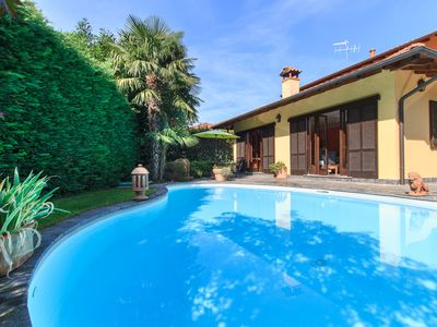Photo for Enchanting villa with private pool