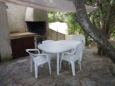 Photo for PORTO VECCHIO - Santa Giulia - SOTTA mini villa 80 m from the beach HP13