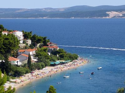 Photo for Fortune apartments an der Omis Riviera, Omis  in Mitteldalmatien - 6 persons, 2 bedrooms