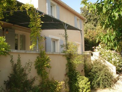 Photo for 4BR Villa Vacation Rental in SAUMANE-DE-VAUCLUSE