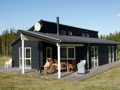 Photo for Spacious Holiday Home in Hojslev with Sauna